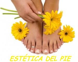 estética del pie
